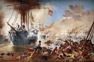 Slaget vid riachuelo 1865 trippelallianskriget 6wjnigj2jmiahiiefxikkw