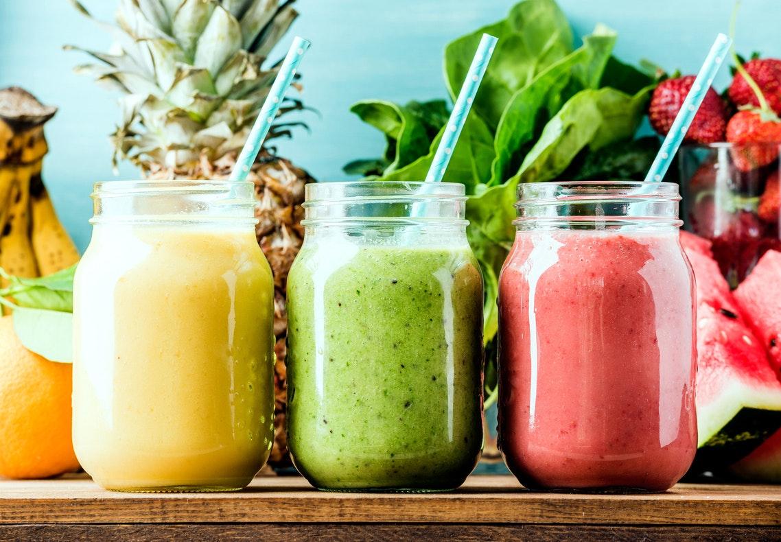 grøntsags smoothie opskrift