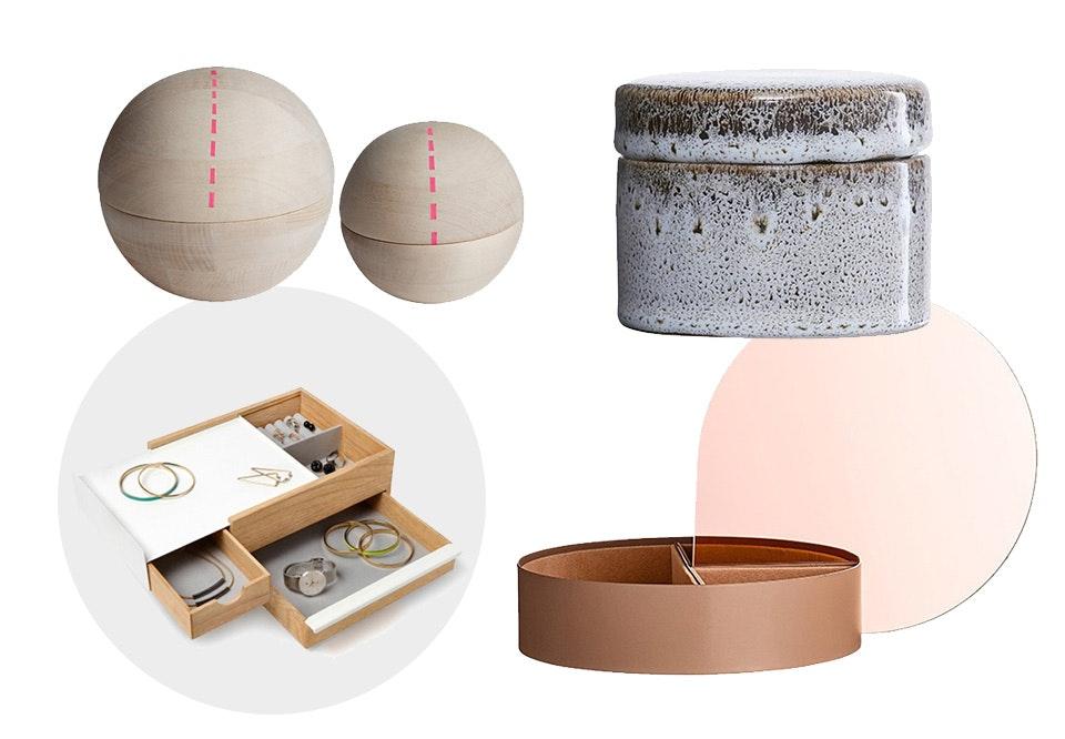 16 Smukke Opbevaringslosninger Til Dine Smykker Magasinetliv Dk