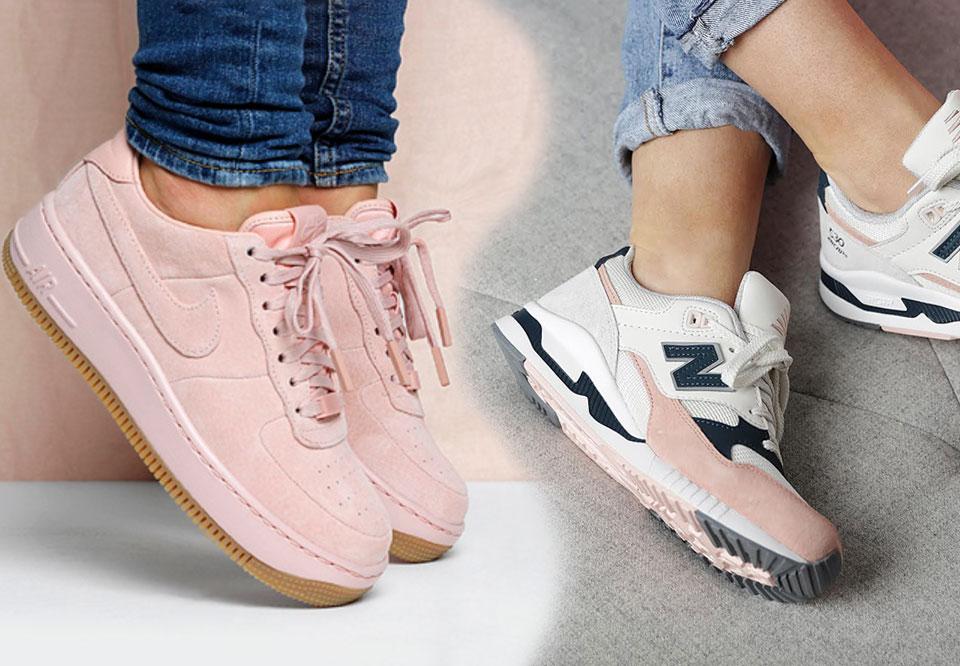 fede sneakers til piger