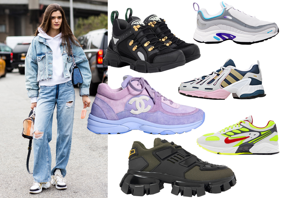 De kuleste sneakers i 2019 | Costume.no