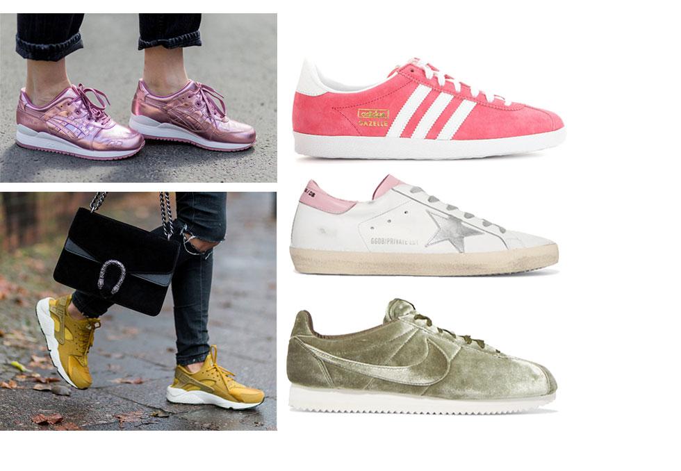 12 kule sneakers | Costume.no