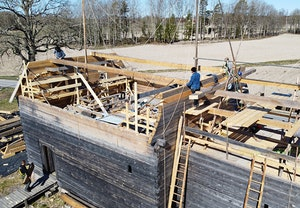 Sodra rada kyrka byggs upp igen  enom s6ba2qfg59euziia