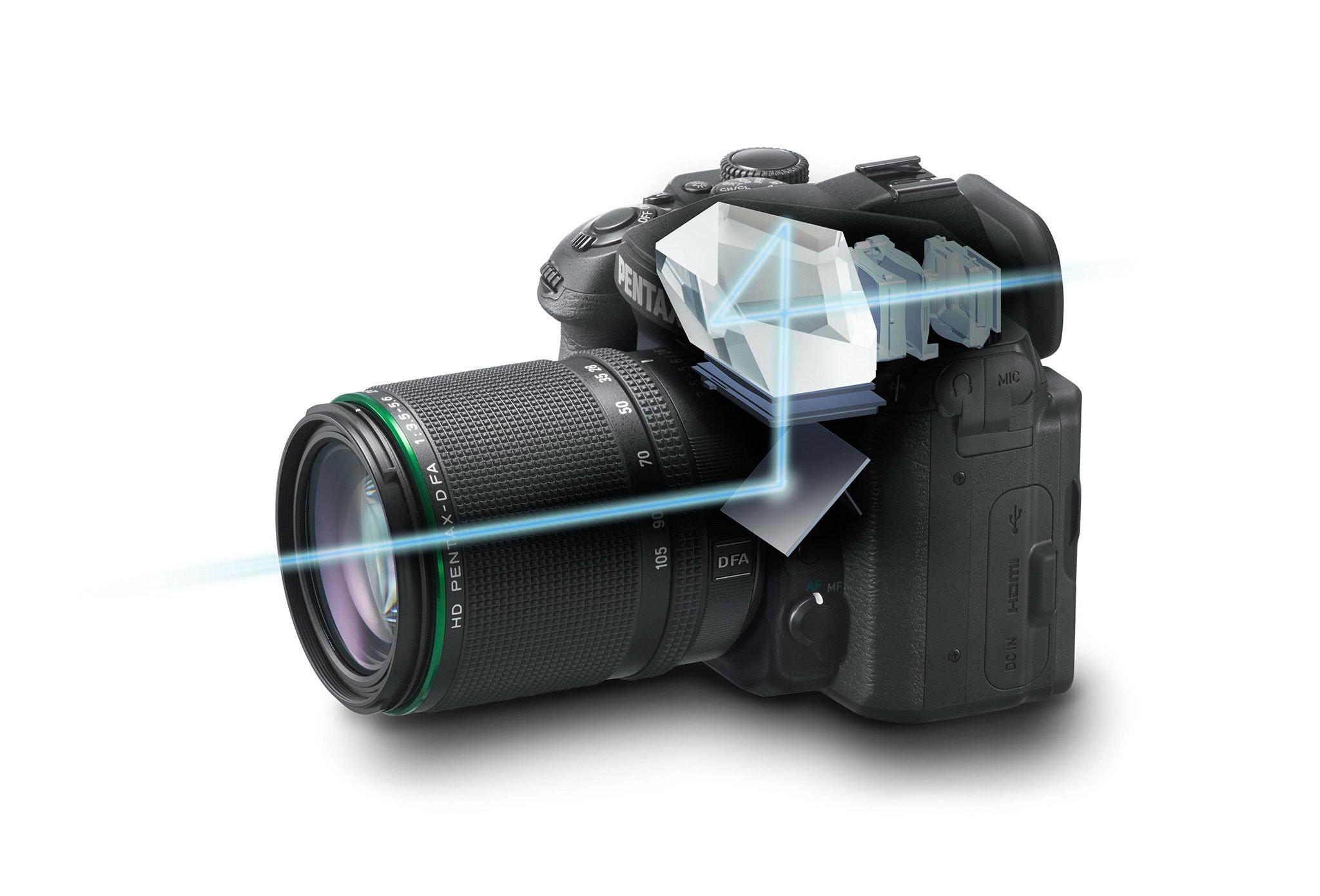 spejlreflekskamera vs systemkamera