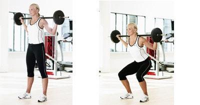 squat øvelser
