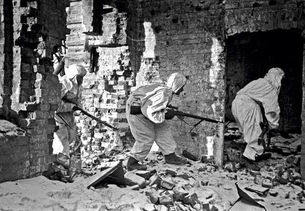 Stalingradin Taistelu