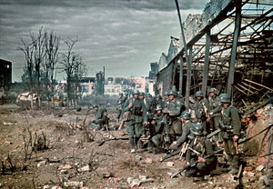 Stalingrad traktorfabriken tysk pluton andra varldskriget oxydr4uy4wovfym44f3pog