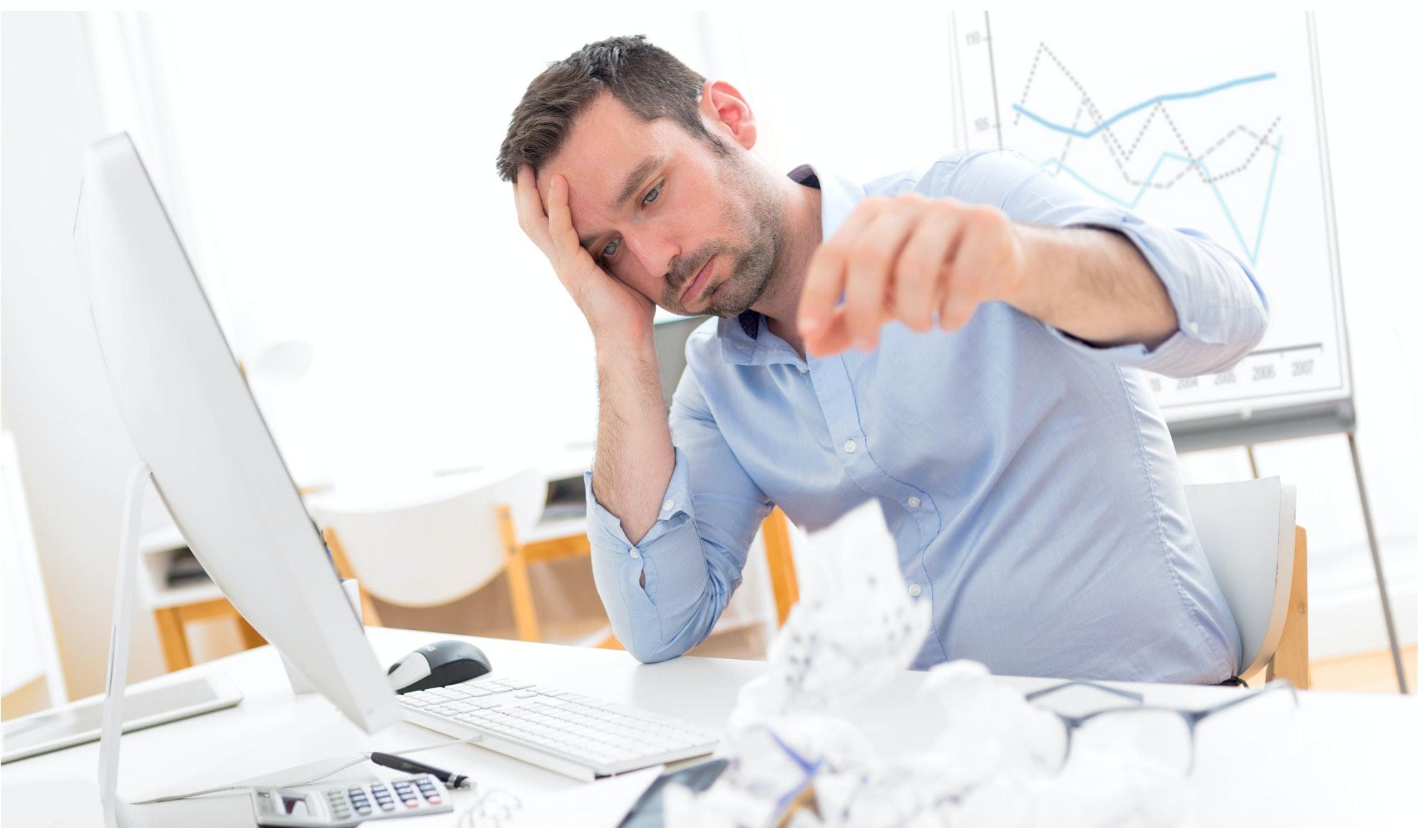 7 tegn på stress