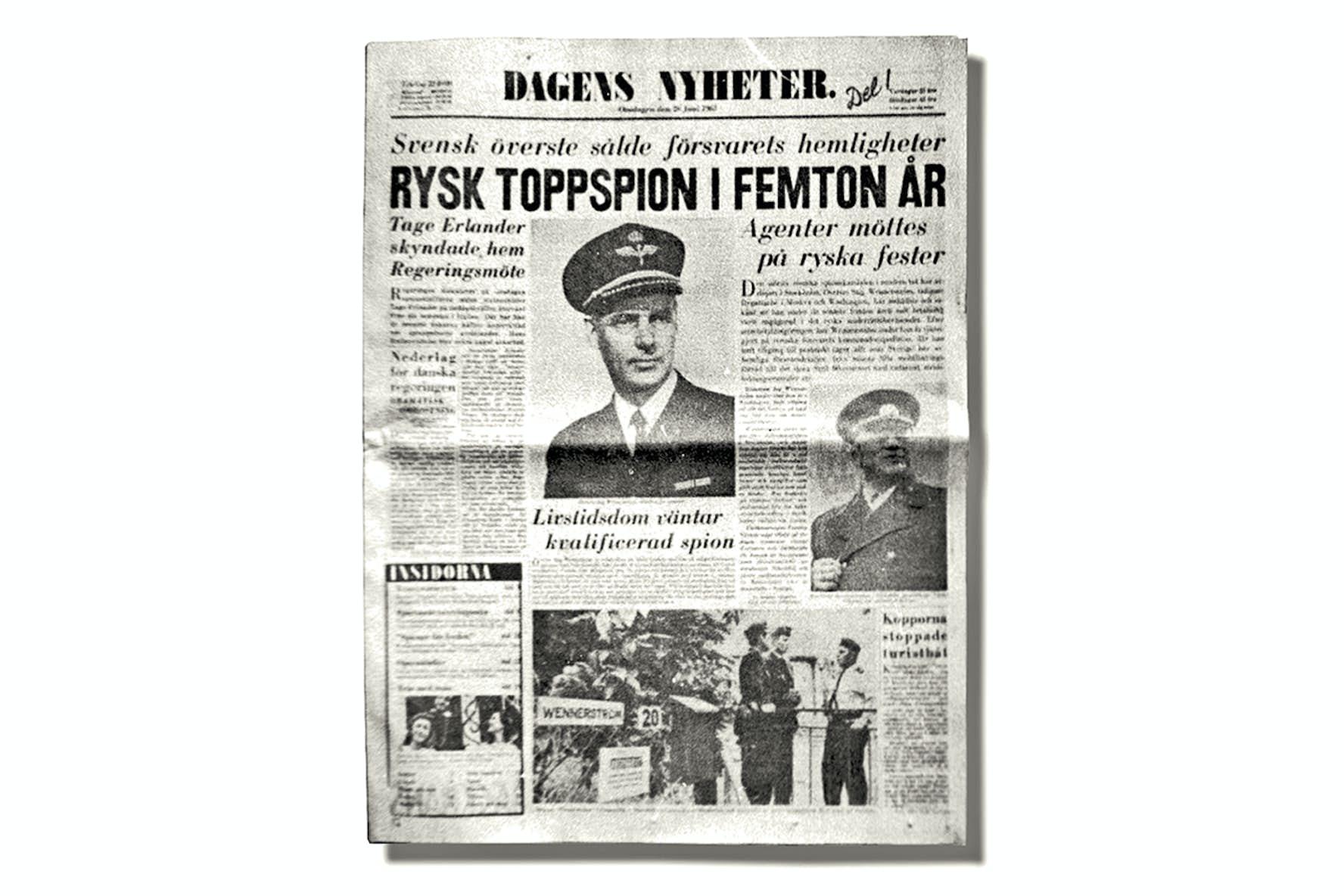 Svensk Spion