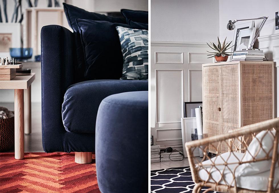 ikea stockholm sofa leder fabulous ikea sectional sofa. Black Bedroom Furniture Sets. Home Design Ideas