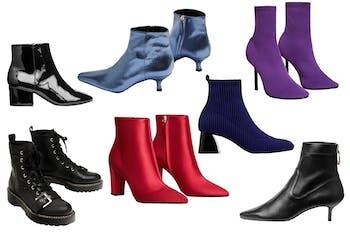 5551303c Shop sæsonens ankelstøvler under 1.000 kroner