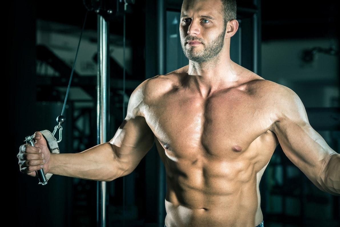 träna samma muskel varje dag