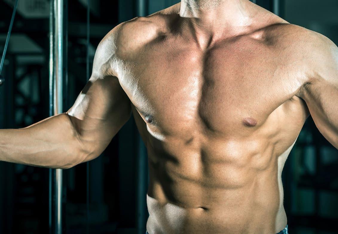 få större muskler snabbt