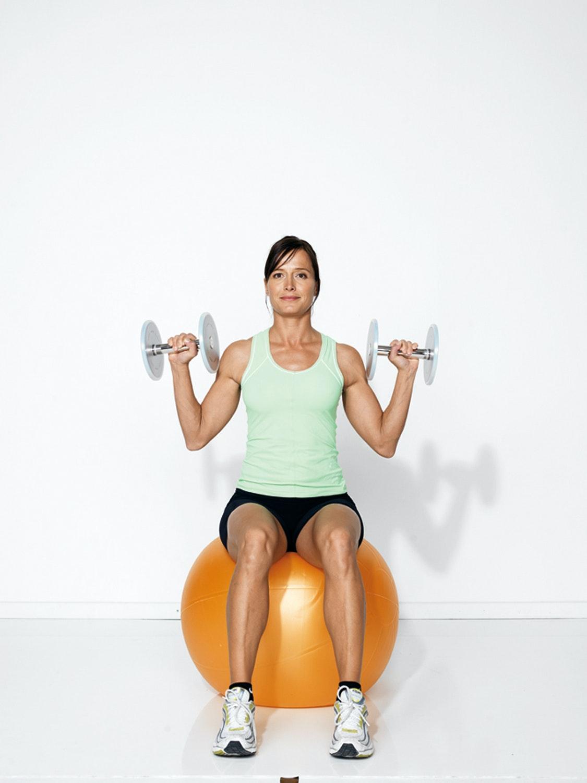 vægtøgning ved styrketræning