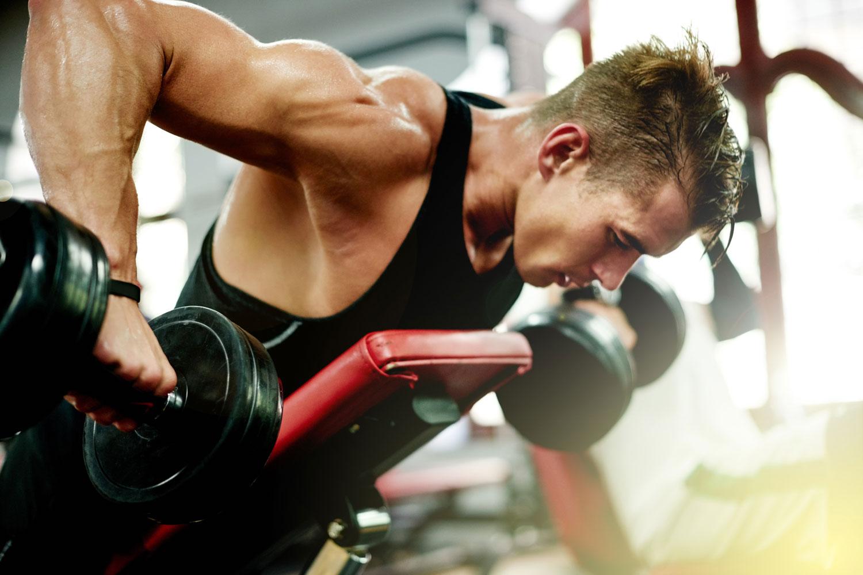 synliga muskler snabbt