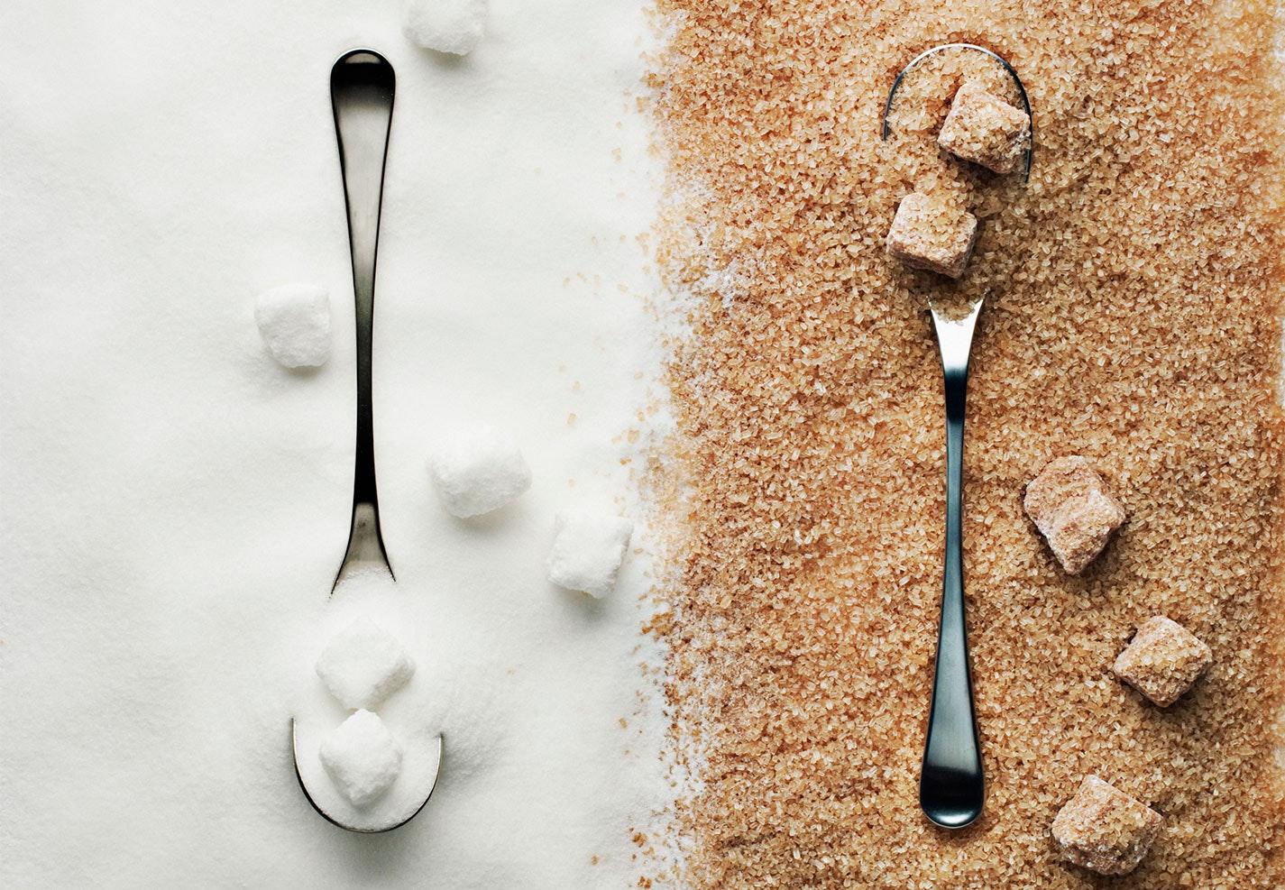 Brunt eller hvitt sukker dating