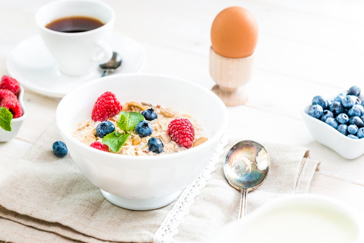 sund morgenmad vægttab