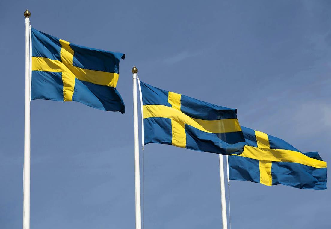 Svenska Flaggan För Kung Och Fosterland Popularhistoriase