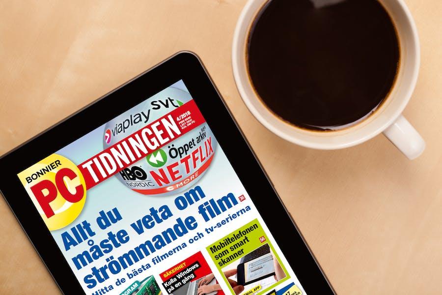 eeaf8b2fa9da I det nya numret av PC-tidningen som finns ute nu kan du läsa om att  strömma film från internet.