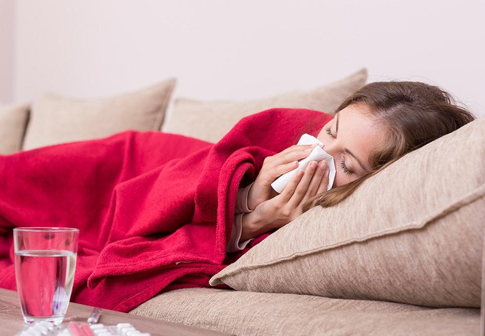 syg uden feber