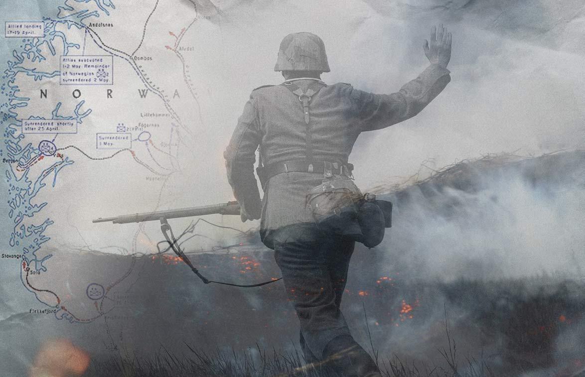 krig i norden Gladsaxe