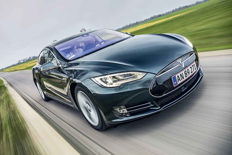 Nu falder Tesla Model S i pris | Bilmagasinet.dk