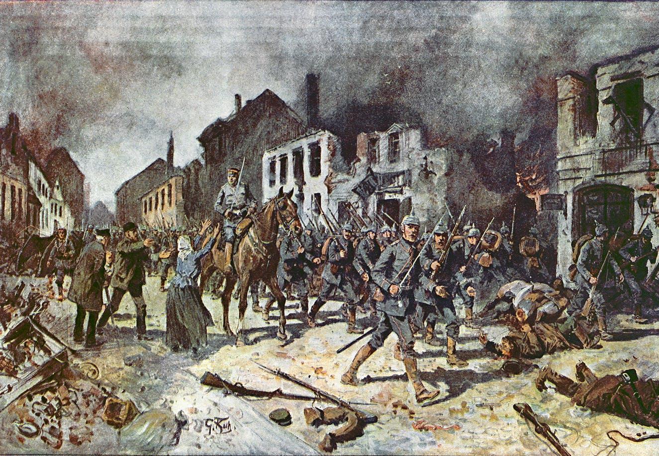Syv spørgsmål om Europa i 1914 | Altomhistorie.dk