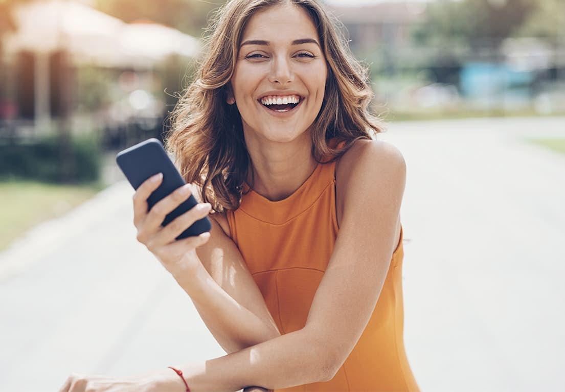 Hvad er den bedste besked til at sende en pige på et dating site