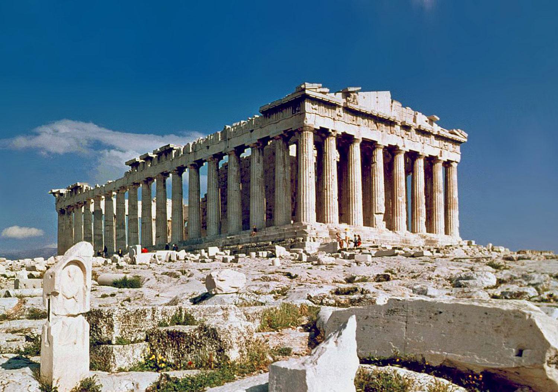 civilisationer graekere hvor var der mest demokrati i antikken