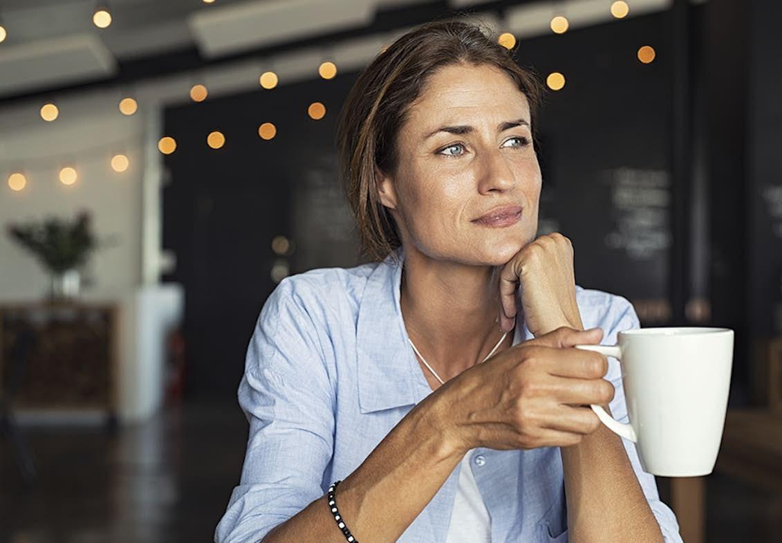 tegn på overgangsalder kvinder
