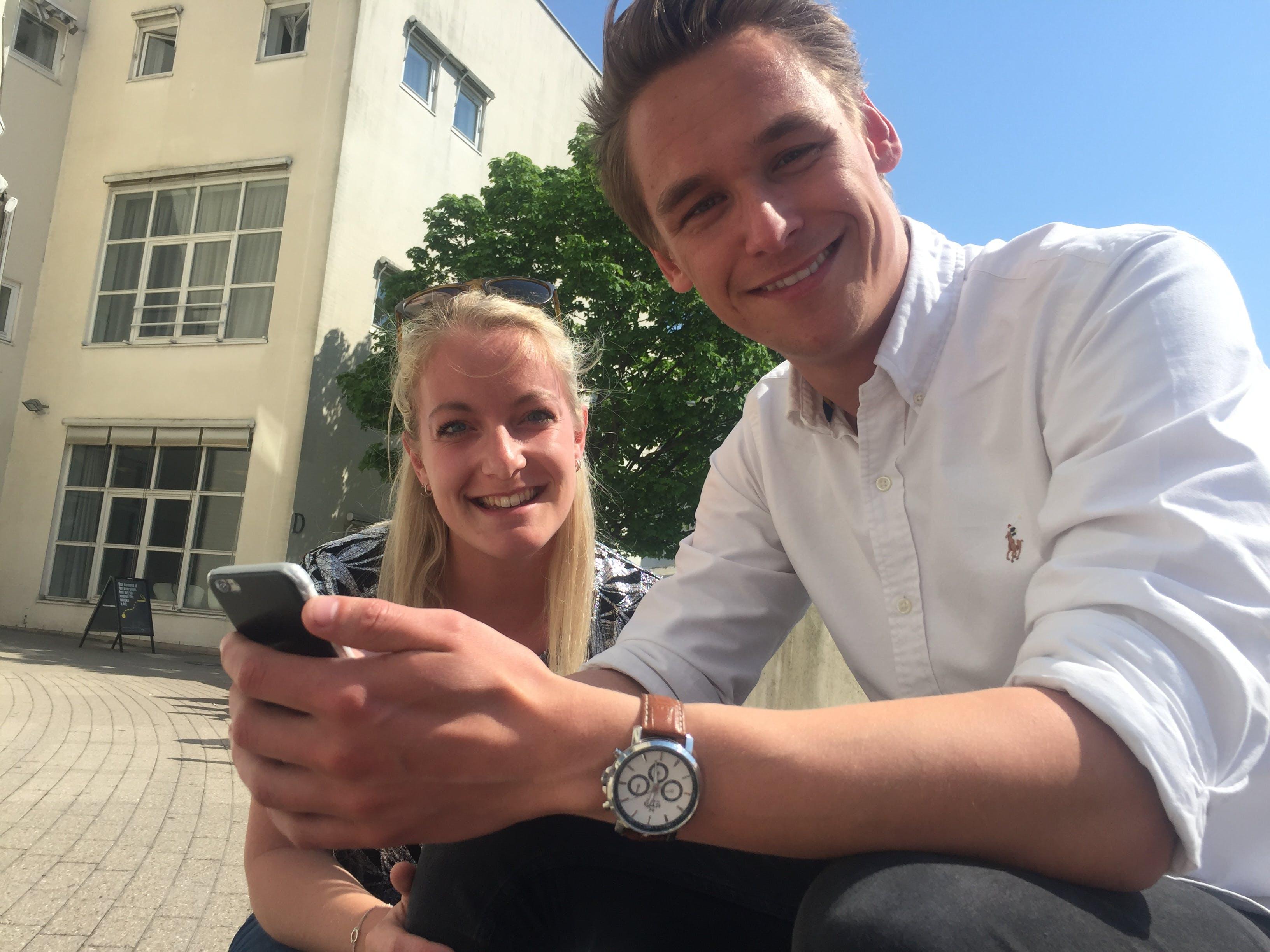 bedste måde at blive gravid på tinder dating dk