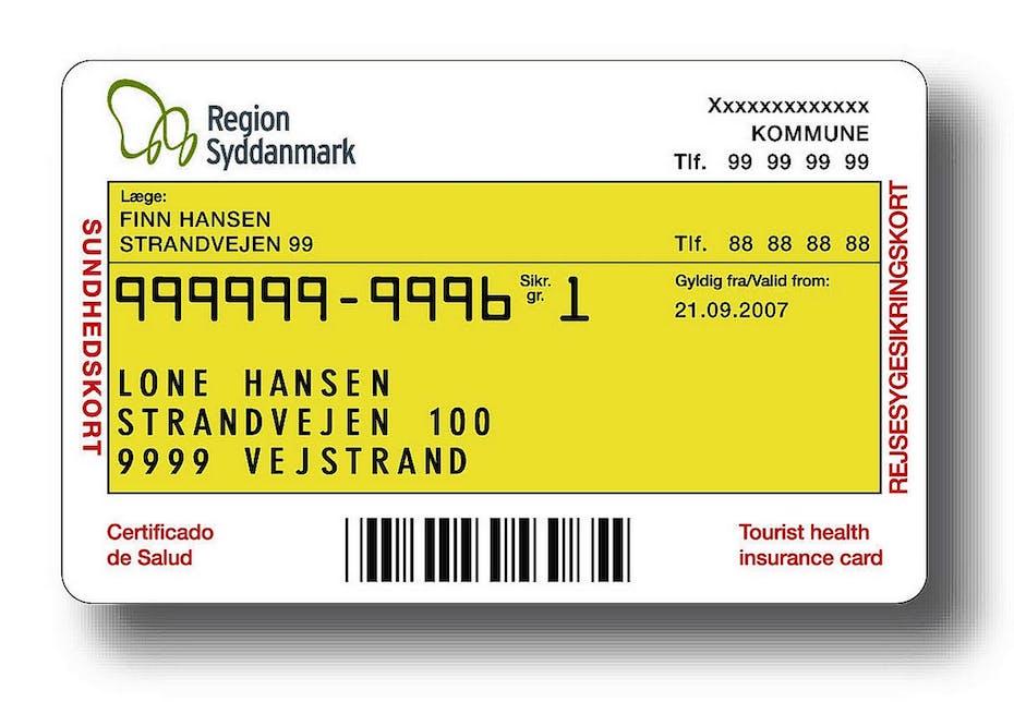 Nu får du sundhedskortet som app
