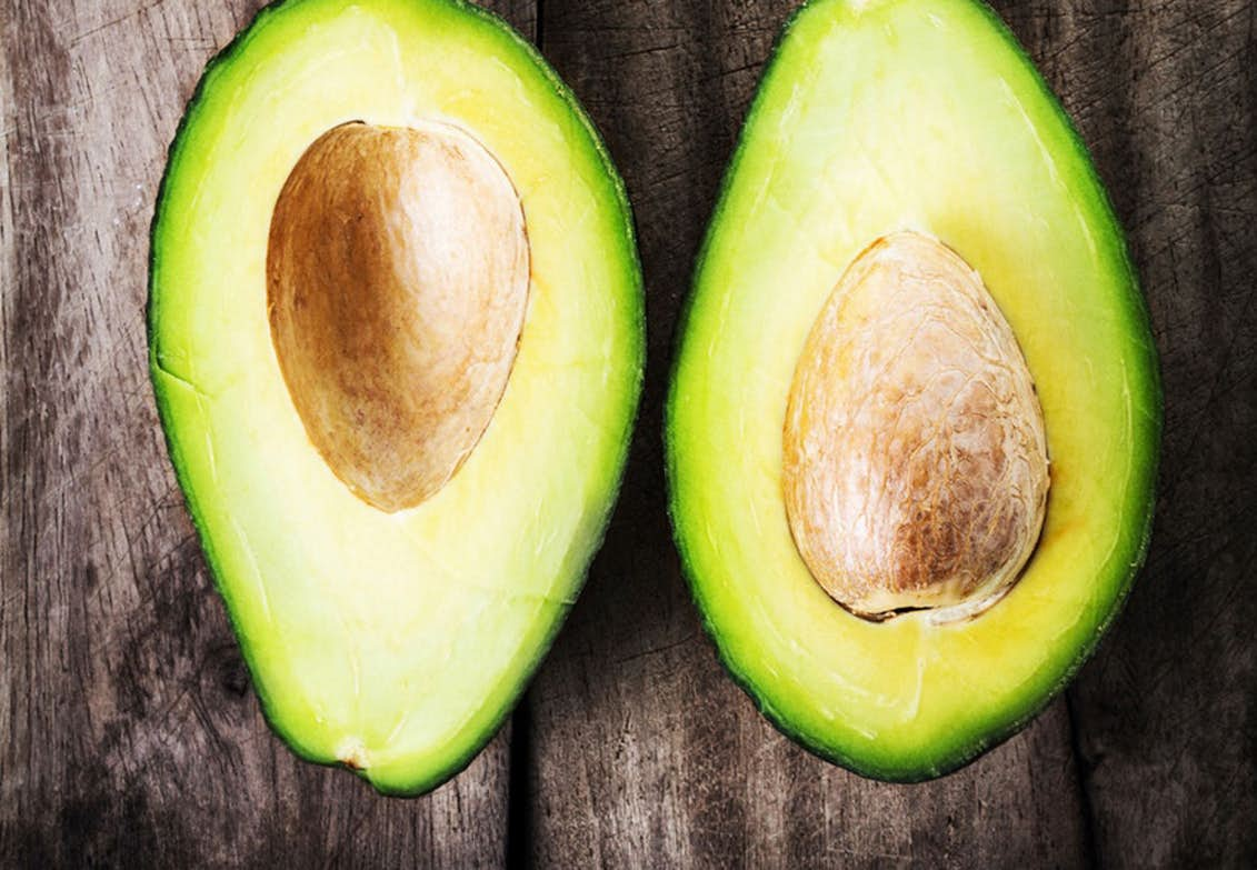 kalorier i en avokado