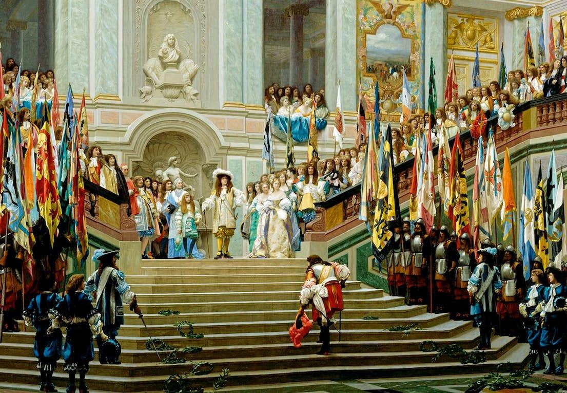 Paleis Van Versailles Lodewijk Xiv.Paleis Van Zonnekoning Was Een Zwijnenstal Historianet Nl