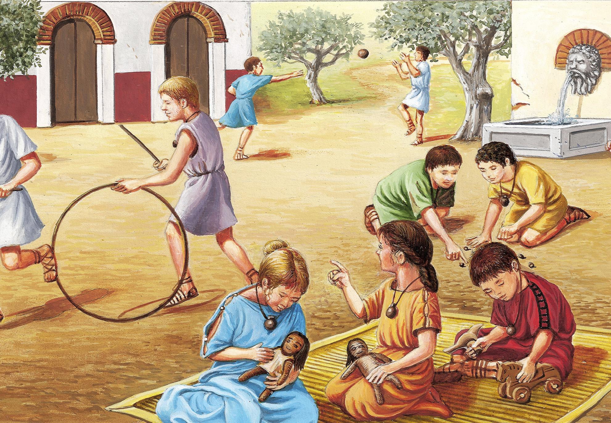 Galaterne 5:21, Byington) I det første århundrede var den slags fester bestemt ikke ukendte.