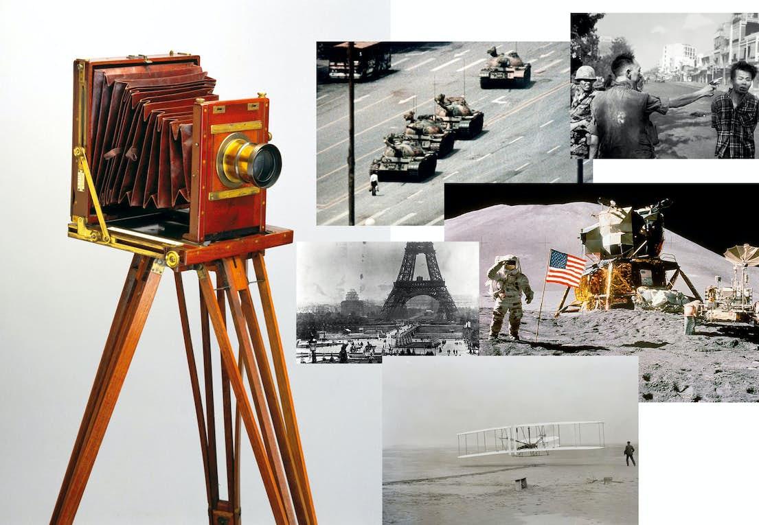 Wonderbaarlijk Geschiedenis van de fotografie: zo werd de foto van iedereen YF-98