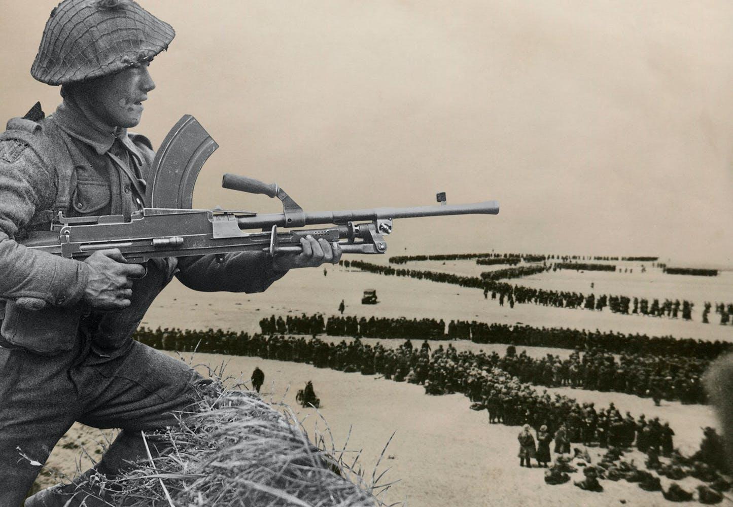 Slag under 2. verdenskrig | Historienet.dk