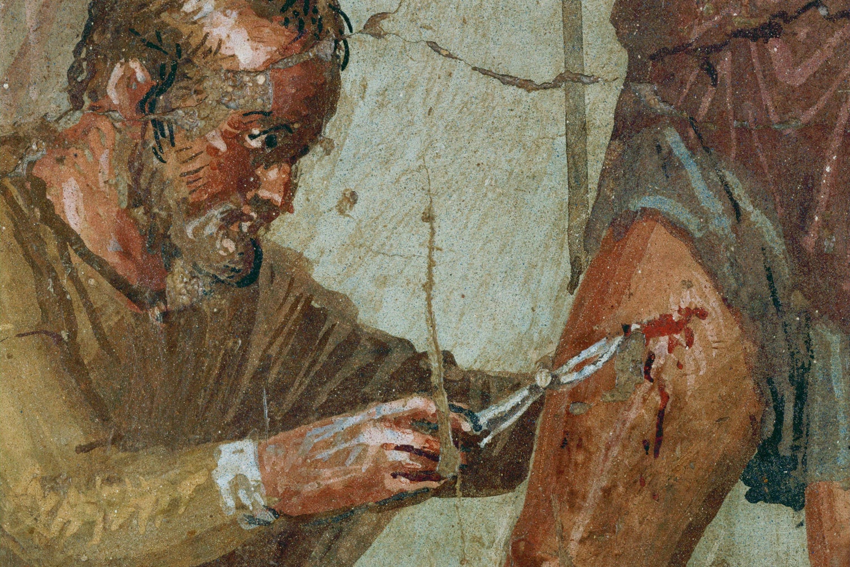 Har ar bilden av den grekiska sjukan