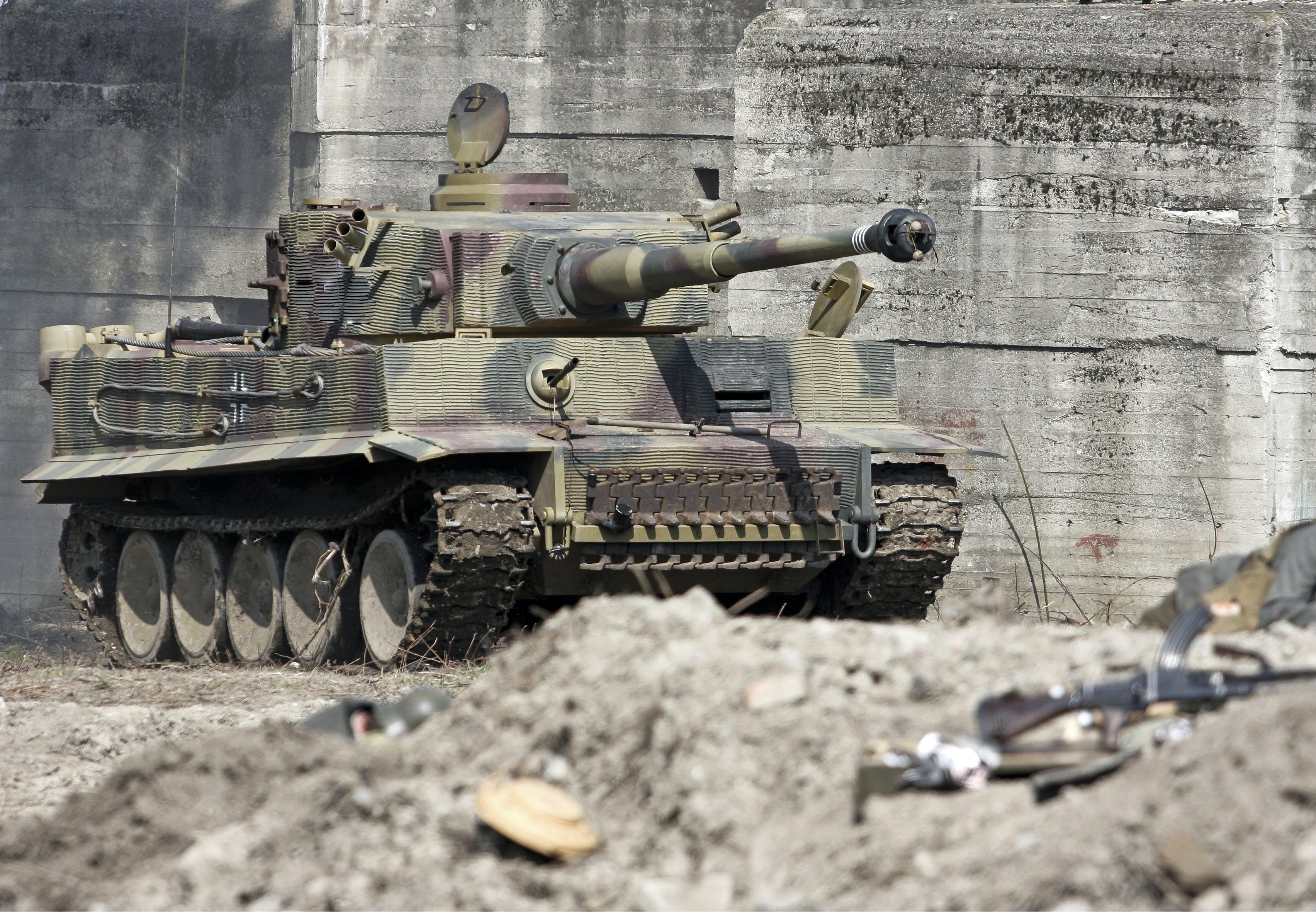 Toisen Maailmansodan Panssarivaunut