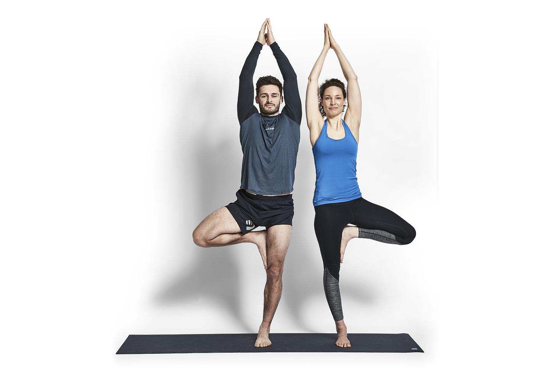 5 yogaøvelser, der forebygger skader   Aktiv Træning
