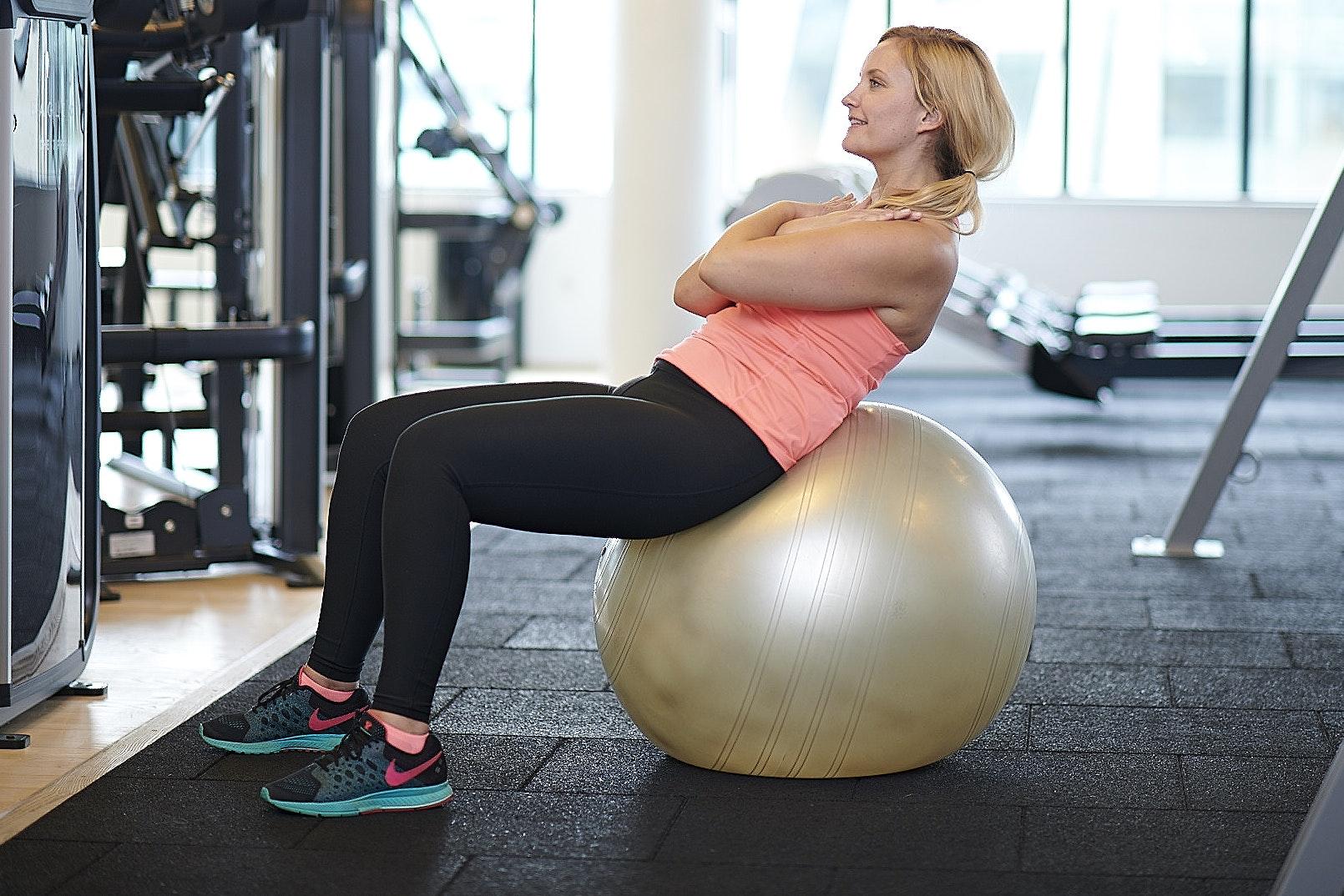 raskt ned i vekt med trening
