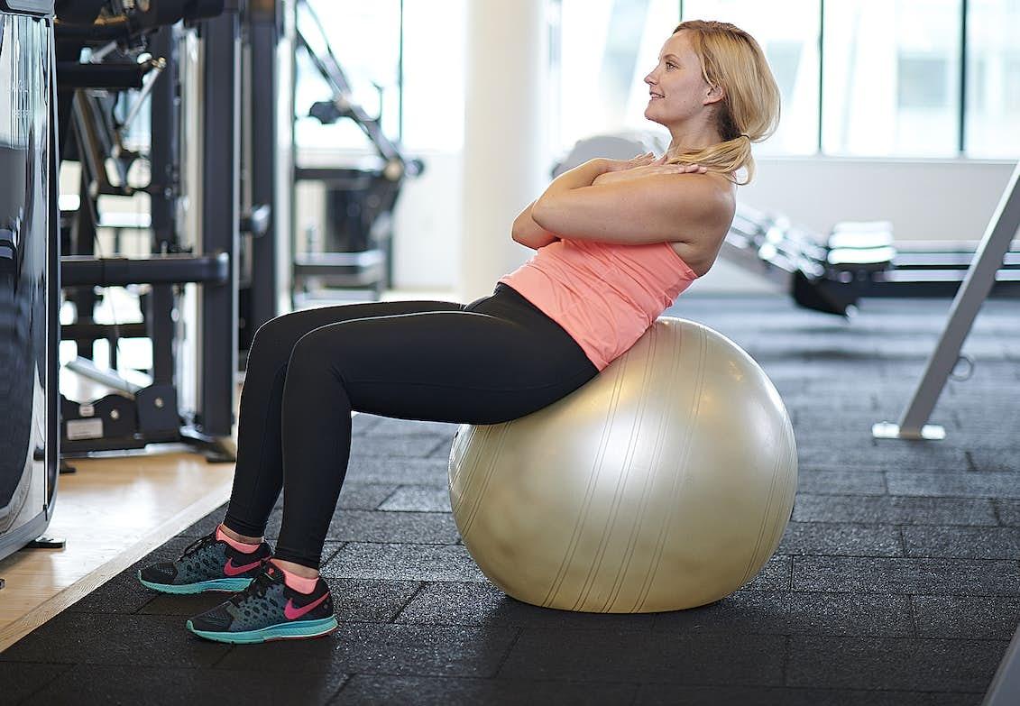 ned i vekt med styrketrening