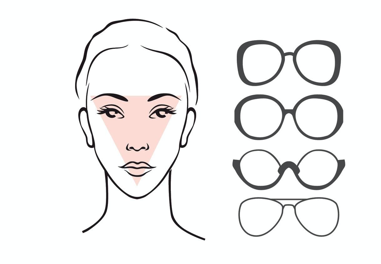solbriller til rundt ansigt