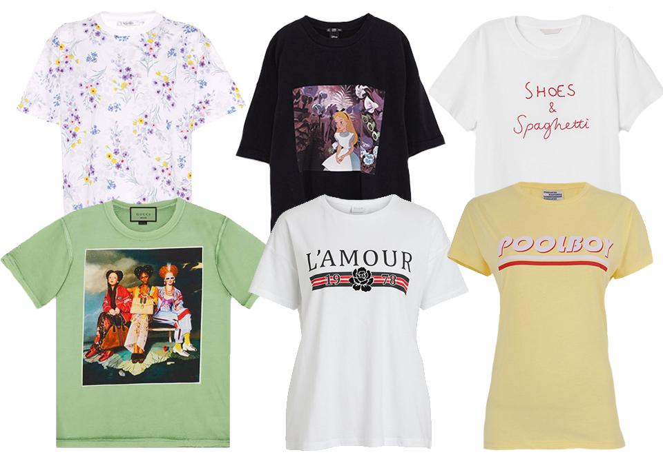 Sommerens 20 flotteste T-shirts