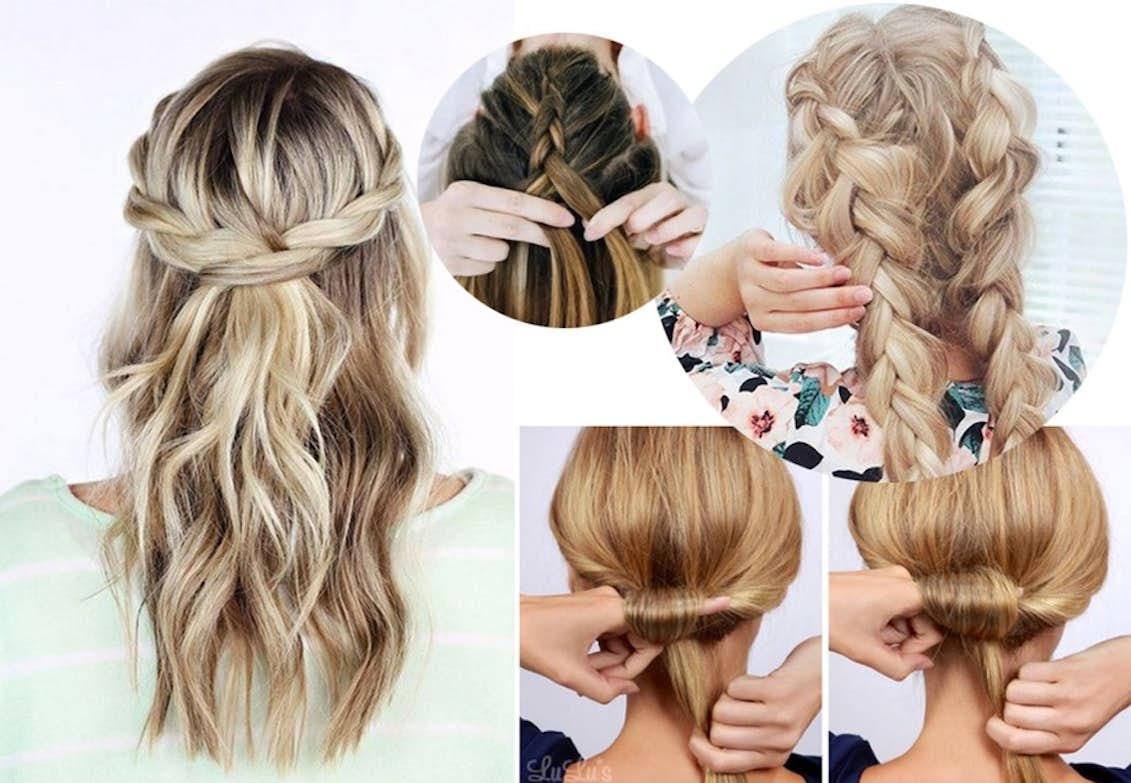 flet dit eget hår