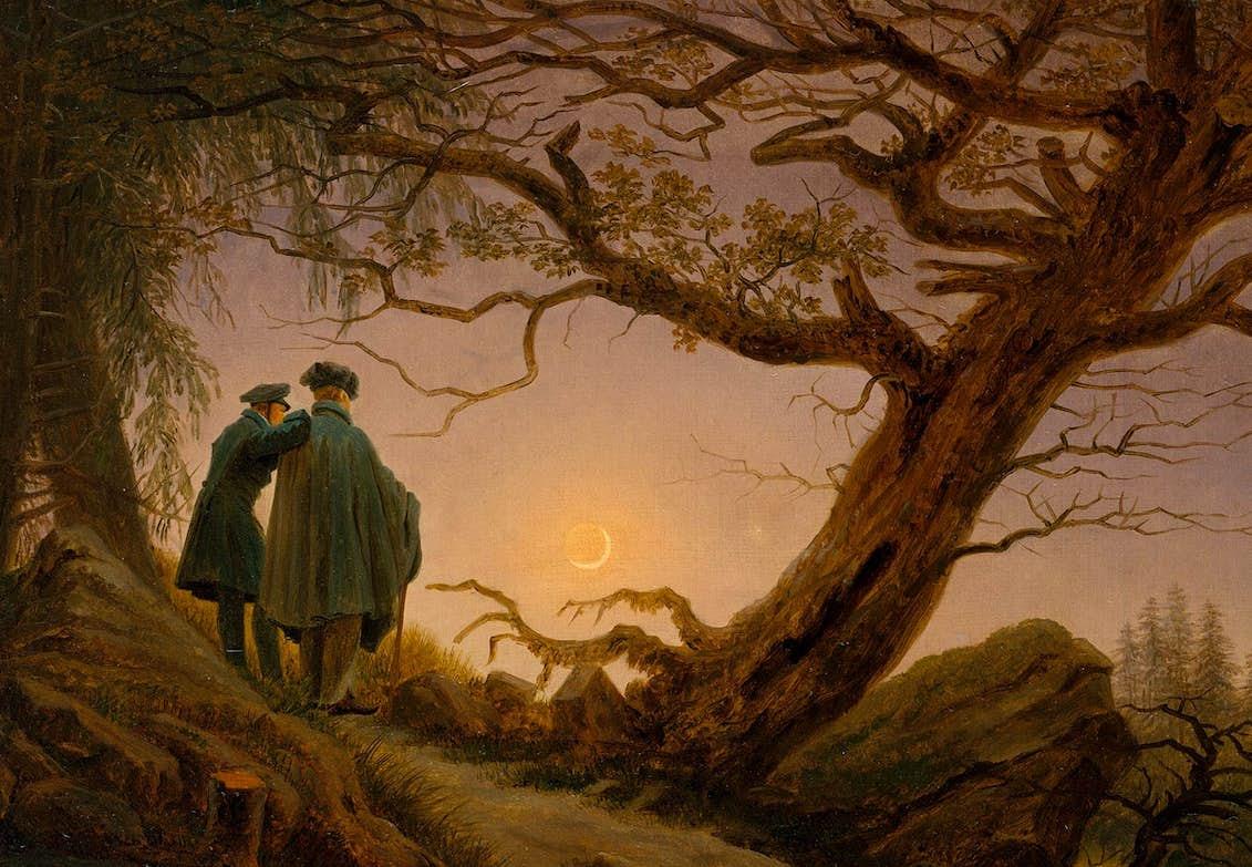 Romantiken En Flykt In I En Annan Varld Popularhistoria Se