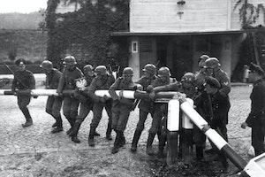 Tyska trupper danzig gransen andra varldskrigets utbrott polen 1939 dh0xf1pxvi1dptaq6e0yxg