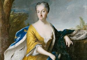 Ulrika eleonora drottning av sverige portratt kfhgrbahjry6fvvfquyieg