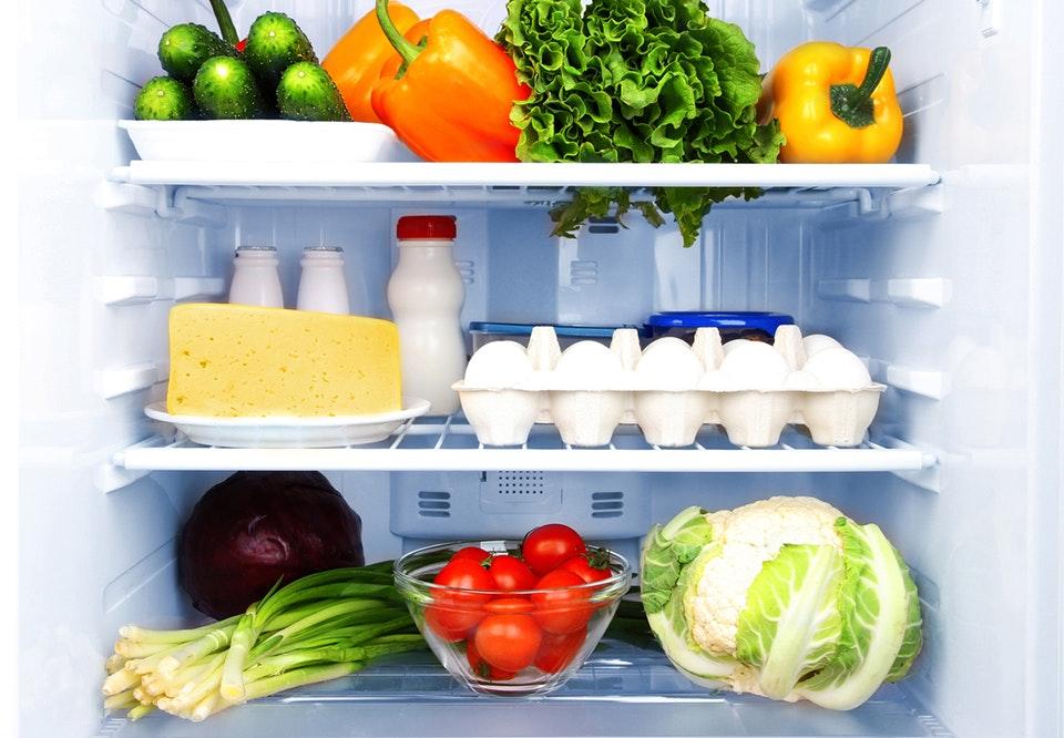 mad der ikke skal på køl