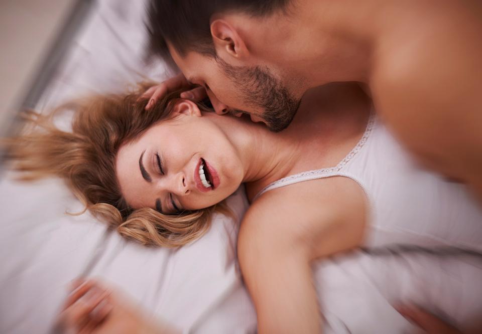rigtig kvindelig orgasme under sex